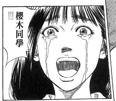 晴子喜欢的究竟是樱木还是流川枫?